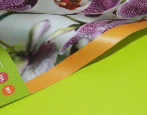Toile polyester diffusante