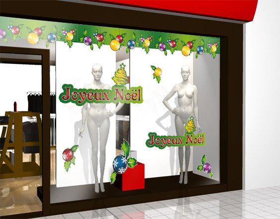 d coration de vitrine et boutique. Black Bedroom Furniture Sets. Home Design Ideas