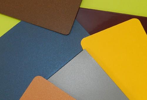 Choix des matériaux et couleurs