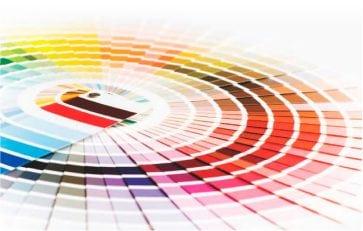 Large choix de couleurs pour tous supports