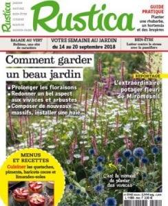 Derniere couverture magazine Rustica