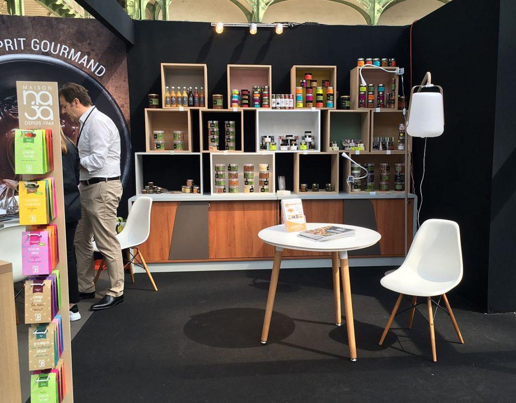 Taste of Paris fabrication mobilier salon